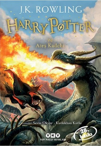 Harry Potter 4 Harry Potter ve Ateş Kadehi