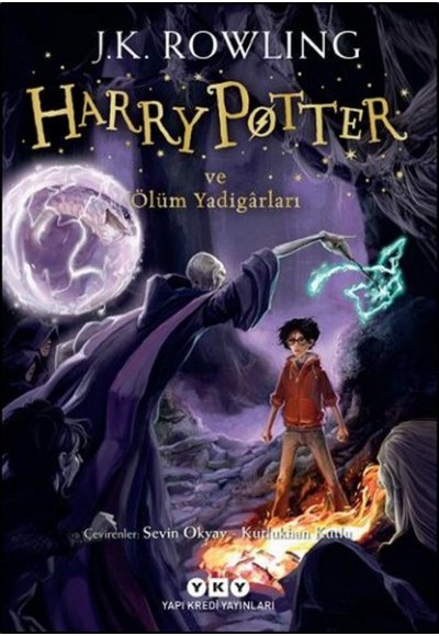 Harry Potter 7 Harry Potter ve Ölüm Yadigarları