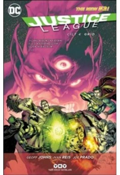 Justice League Cilt 4 Grid