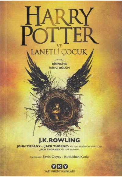 Harry Potter 8 Harry Potter ve Lanetli Çocuk