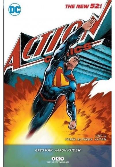 Superman Action Comics Cilt 5