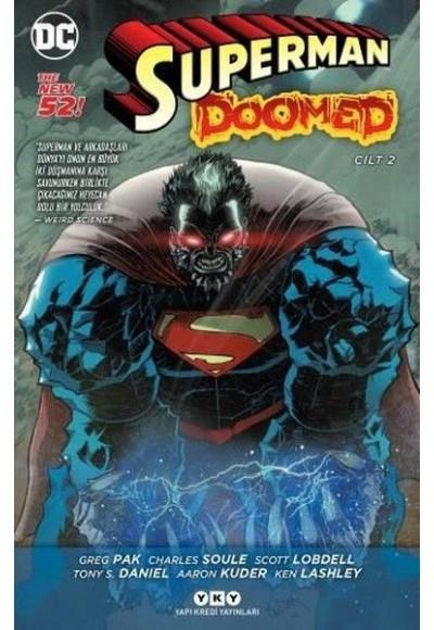 Superman Cilt 2 Doomed