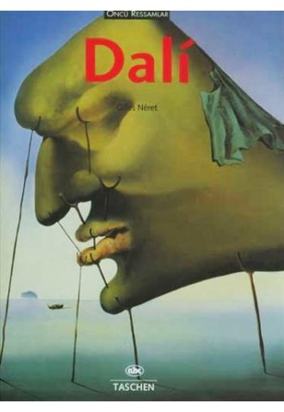 Ünlü Ressam Dali Ciltli