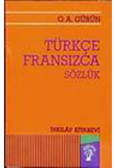 Türkçe - Fransızca Sözlük - Ciltsiz