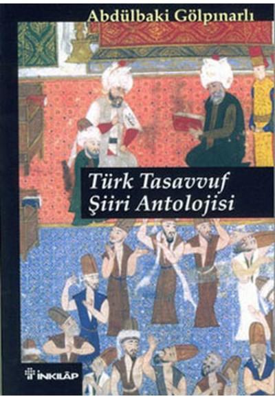 Türk Tasavvuf Şiiri Antolojisi