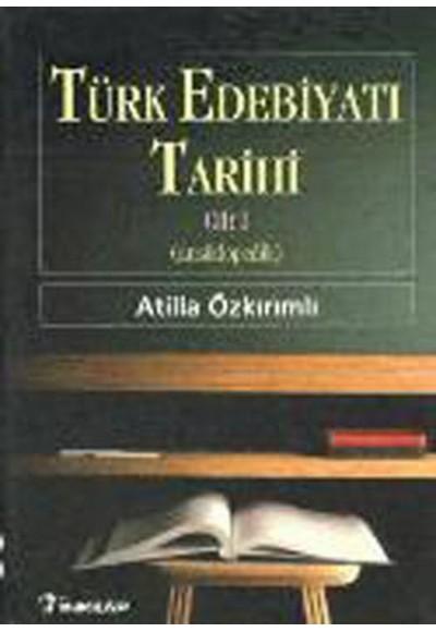 Türk Edebiyatı Tarihi 1 Ansiklopedik