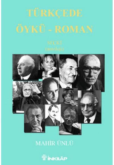 Türkçede Öykü - Roman