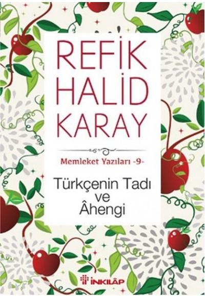 Memleket Yazıları 09 Türkçenin Tadı ve Ahengi