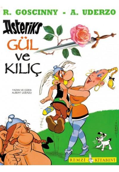 Asteriks Gül ve Kılıç 16