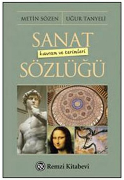 Sanat Kavramı ve Terimleri Sözlüğü