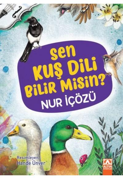 Sen Kuş Dili Bilir Misin Ciltli