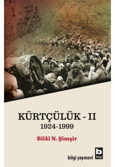 Kürtçülük II 1924 1999