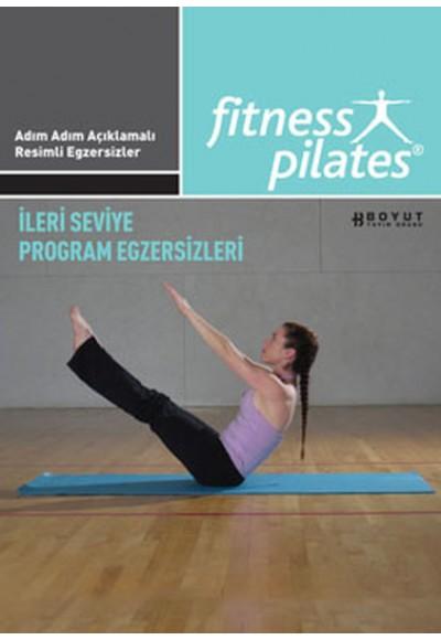 Fitness Pilates İleri Seviye Program Egzersizleri