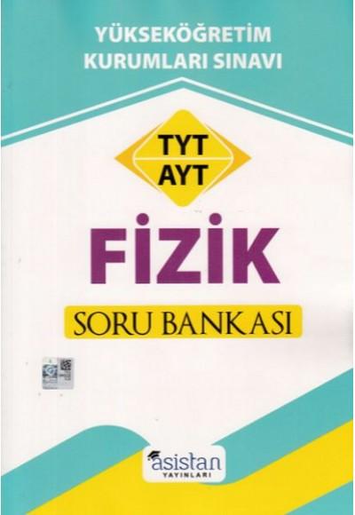 Asistan TYT AYT Fizik Soru Bankası Yeni