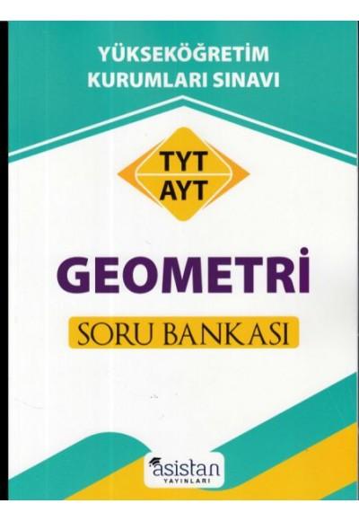 Asistan TYT AYT Geometri Soru Bankası
