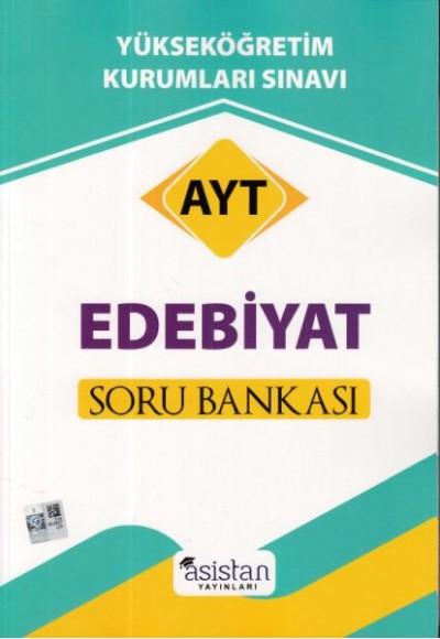 Asistan AYT Edebiyat Soru Bankası (Yeni)