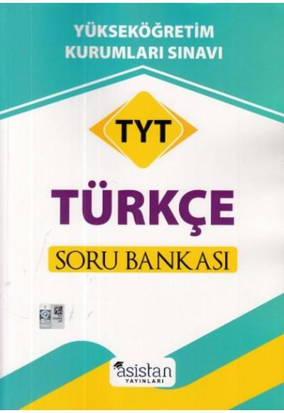Asistan TYT Türkçe Soru Bankası (Yeni)