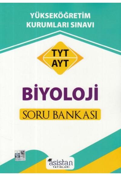 Asitan TYT AYT Biyoloji Soru Bankası Yeni