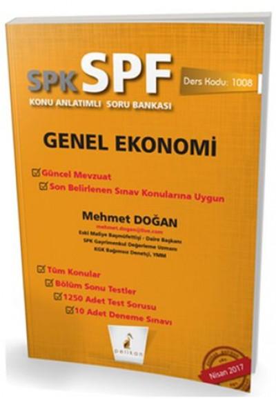 SPK SPF Genel Ekonomi Konu Anlatımlı Soru Bankası