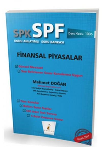 SPK SPF Finansal Piyasalar Konu Anlatımlı Soru Bankası