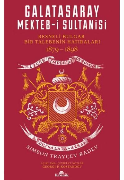 Galatasaray Mekteb İ Sultanisi