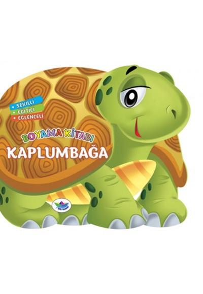 Boyama Kitabı Kaplumbağa
