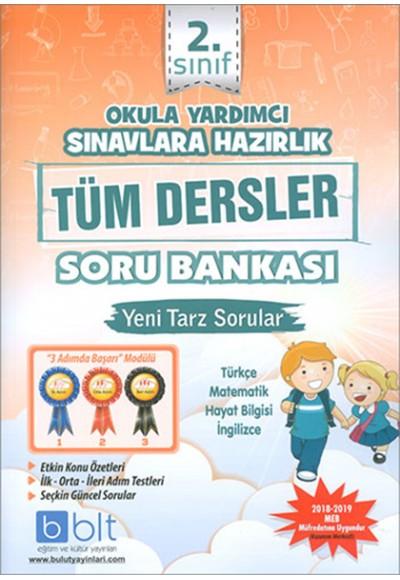 Bulut 2.Sınıf Tüm Dersler Soru Bankası Yeni