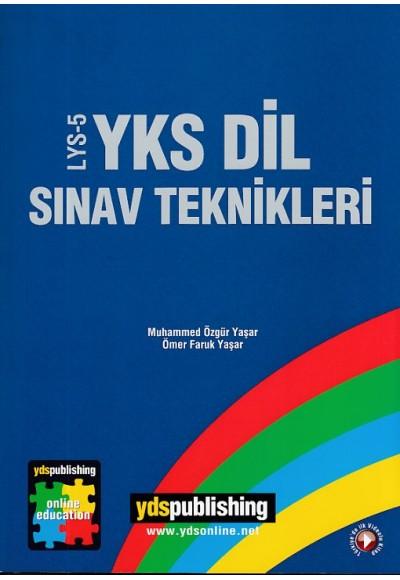 YKS Dil LYS 5 Sınav Teknikleri
