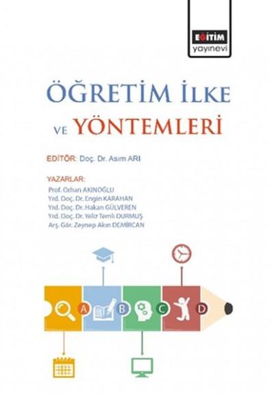 Öğretim İlke ve Yöntemleri Editör Asım Arı