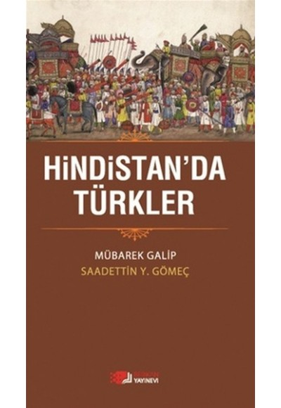 Hindistanda Türkler