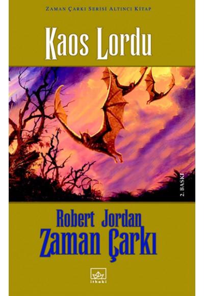 Zaman Çarkı Serisi 6.Kitap Kaos Lordu Ciltli