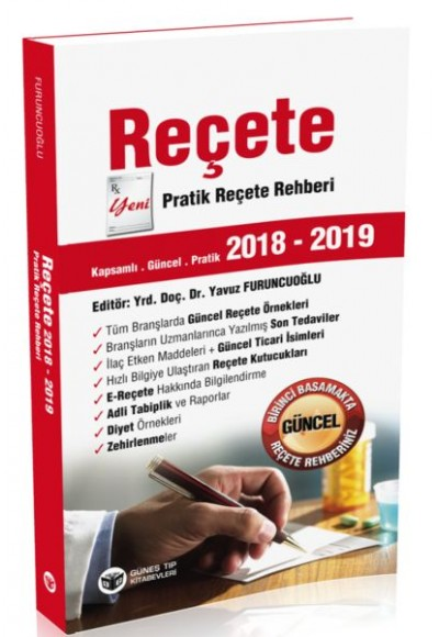 Pratik Reçete Rehberi 2018