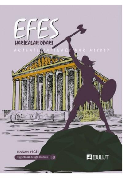 Uygarlıklar Beşiği Anadolu Dizisi 10 Efes Harikalar Diyarı Artemis Tapınağı Var Mıydı