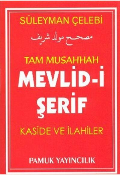 Tam Musahhah Mevlid i Şerif Kaside ve İlahiler İlahi 004 P7