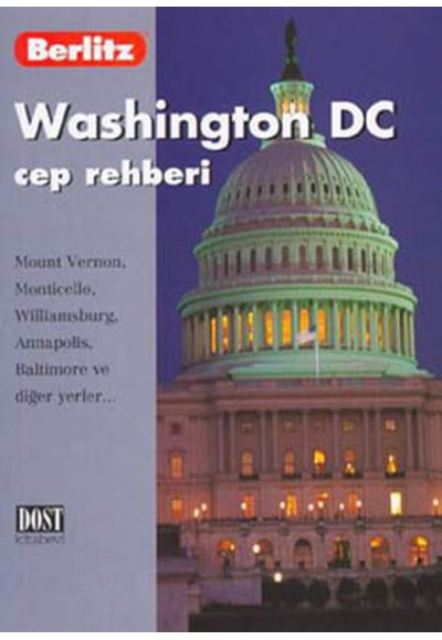 Washington DC Cep Rehberi