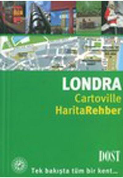 Londra Cartoville Harita Rehber
