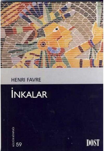 İnkalar (Kültür Kitaplığı 59)