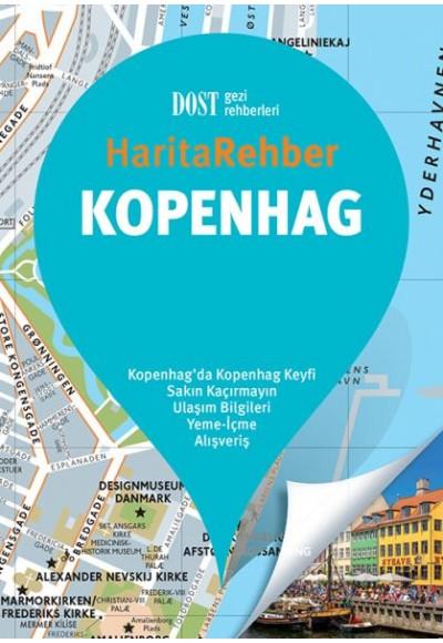 Kopenhag Harita Rehber Ciltli