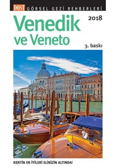 Venedik ve Veneto Gezi Rehberi Ciltli