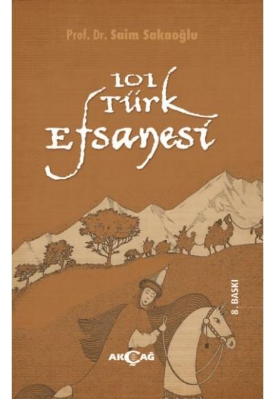 101 Türk Efsanesi