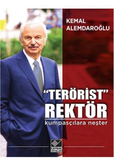 Terörist Rektör