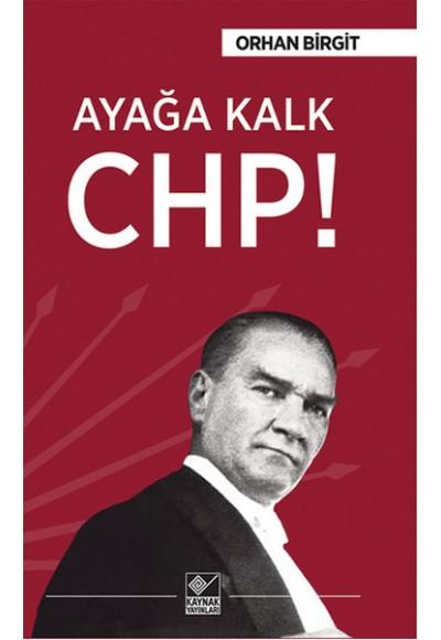 Ayağa Kalk CHP