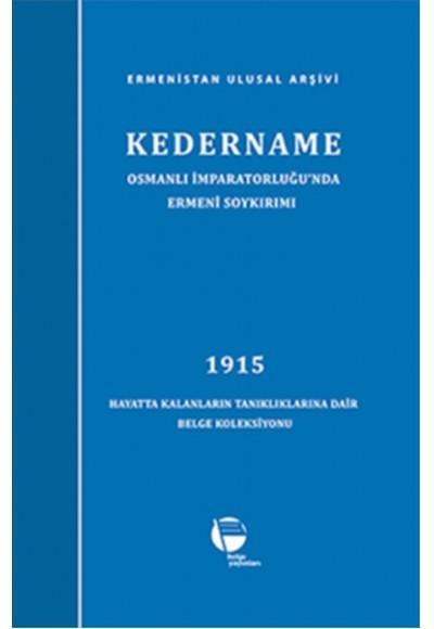Kedername Osmanlı İmparatorluğu'nda Ermeni Soykırımı