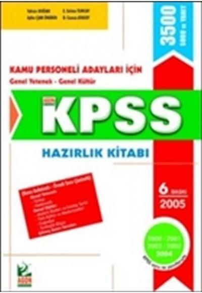 Kamu Personeli Adayları İçin Konu Anlatımlı Örnek Soru Çözümlü KPSS Hazırlık Kitabı