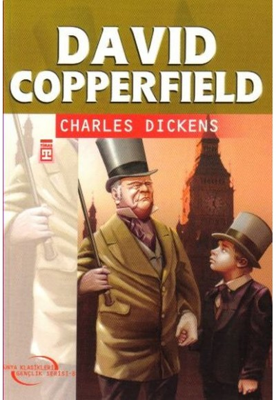 Dünya Klasikleri Gençlik Serisi 08 David Copperfield