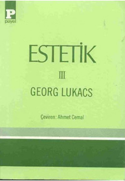 Estetik III