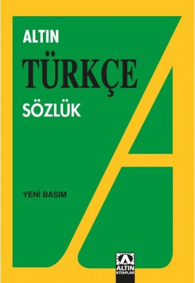 Altın Türkçe Sözlük Lise
