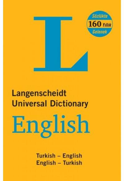 Langenscheidt İngilizce Türkçe Cep Sözlüğü