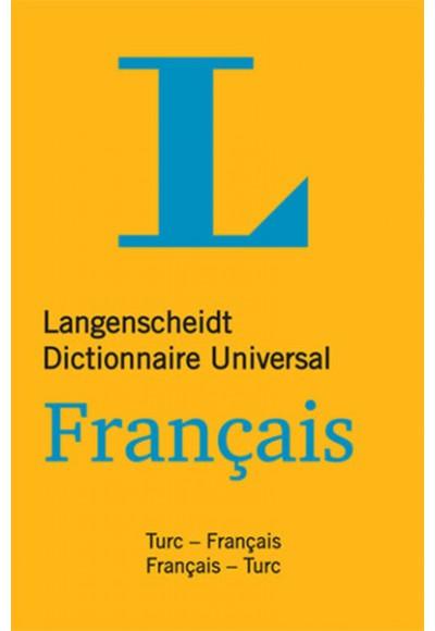 Langenscheidt Fransızca Türkçe Cep Sözlüğü