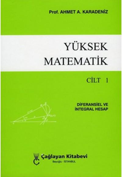 Yüksek Matematik Cilt 1